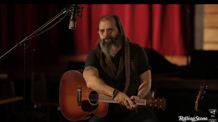 Watch Steve Earle Moan the Blues to Cruel 'Lover'