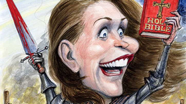 Michele Bachmann's Holy War