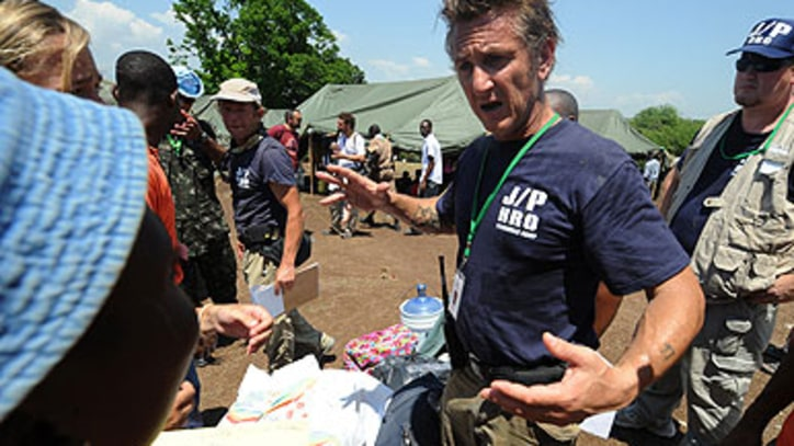 Sean Penn Responds to Rolling Stone's Haiti Story