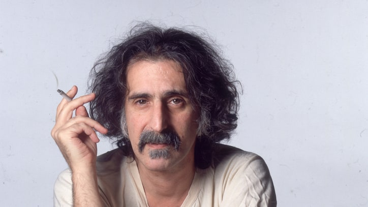 Frank Zappa's Final Album 'Dance Me This' Plots Release Date