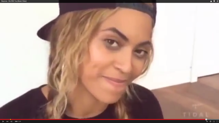 Beyonce Shares New Piano Ballad 'Die With You' on Tidal