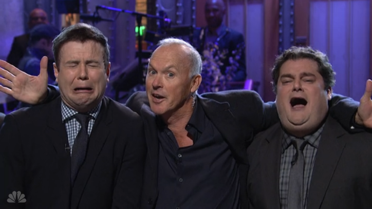 Michael Keaton on 'SNL': 3 Sketches You Have to See