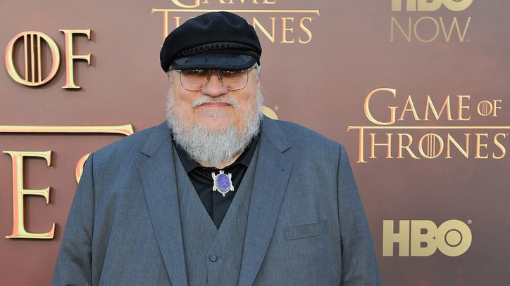 George R.R. Martin Developing HBO Series 'Captain Cosmos'
