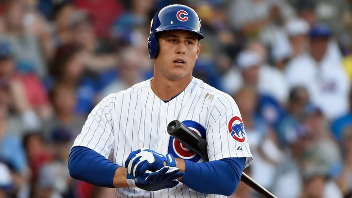 Anthony Rizzo's Unrealistic Goals