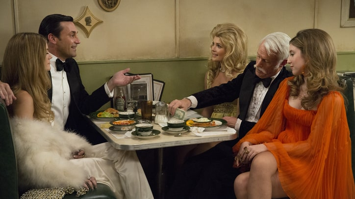 'Mad Men' Season Premiere Recap: Is That All There Is?