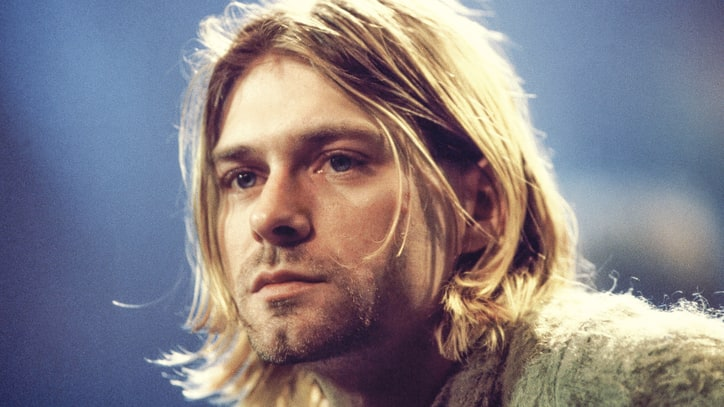 Listen to a Previously Unheard Kurt Cobain Song: Inside the New Issue