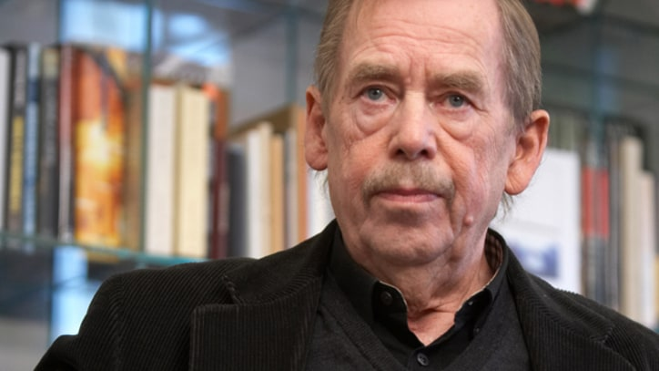 Velvet Revolutionary Václav Havel Dies