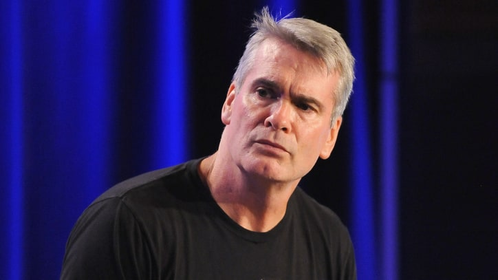 Henry Rollins' New Way to Release the Rage: A Podcast