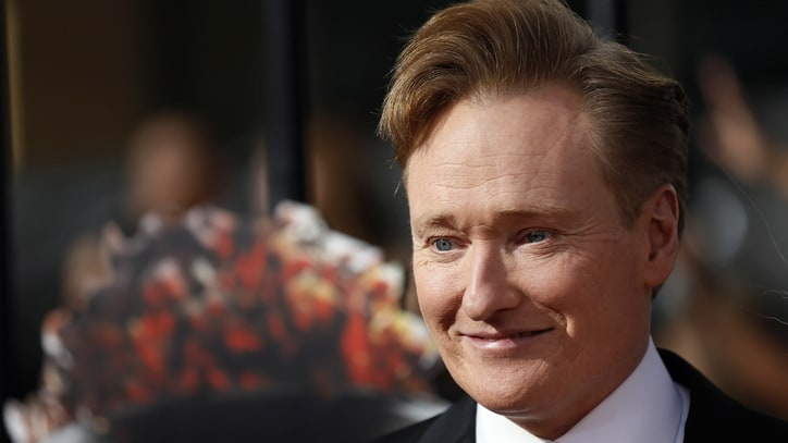 Conan O'Brien Breaks Out of the Bubble