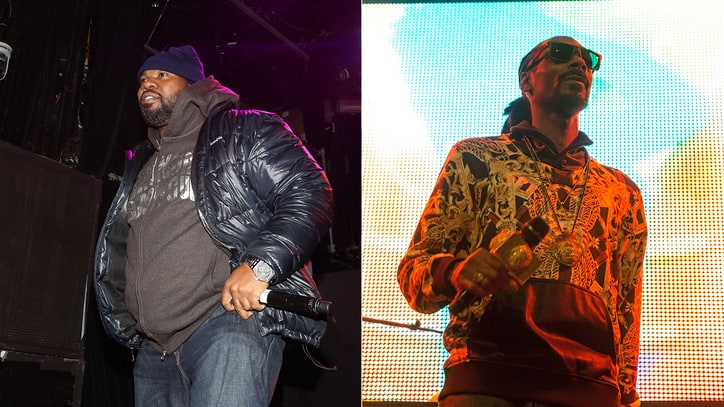 Snoop Dogg Joins Raekwon on Tough New Song '1,2 1,2'