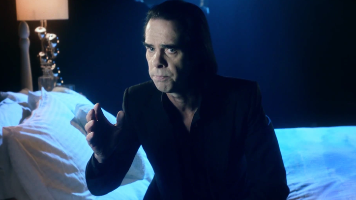 See Nick Cave Tell Strange Bryan Ferry Tale in Book Teaser