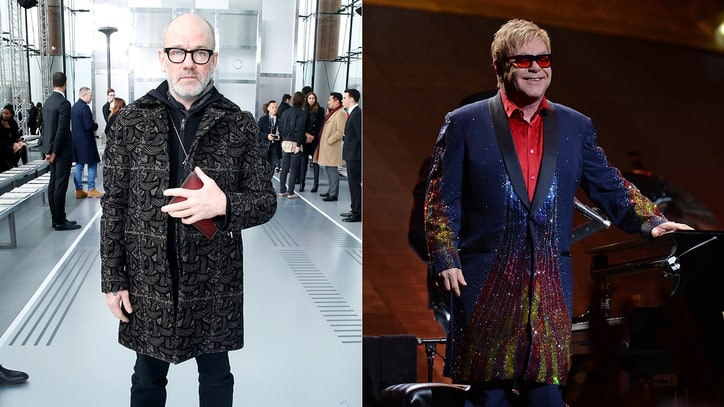 Elton John, Michael Stipe Defend Transgender Prisoners' Rights