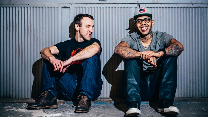 RJD2 Plots 'Soulful' New Album With Philly Rapper STS