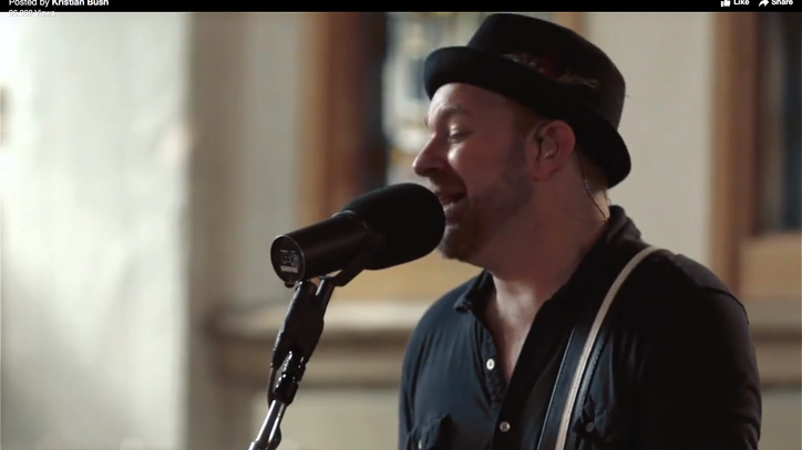 Watch Kristian Bush Perform Springsteen-Inspired 'Make Another Memory'