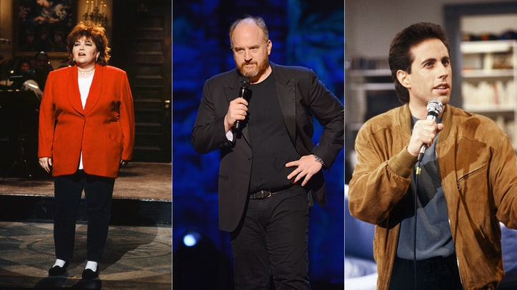 12 Best Sitcoms Starring Stand-Ups