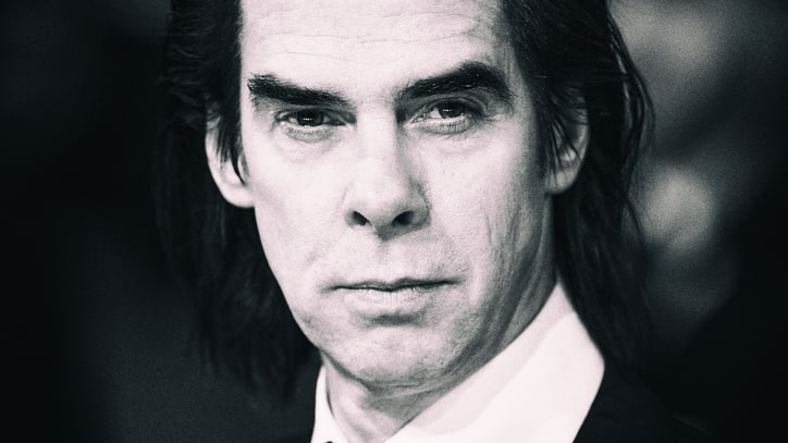 Inside Nick Cave's 'Sick' Book Reading in Hollywood