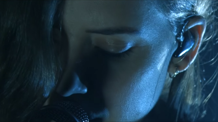 Watch Lykke Li's Aching Cover of Drake's 'Hold On, We're Going Home'