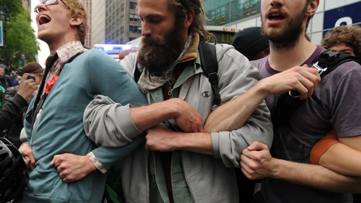 The Battle for the Soul of Occupy Wall Street