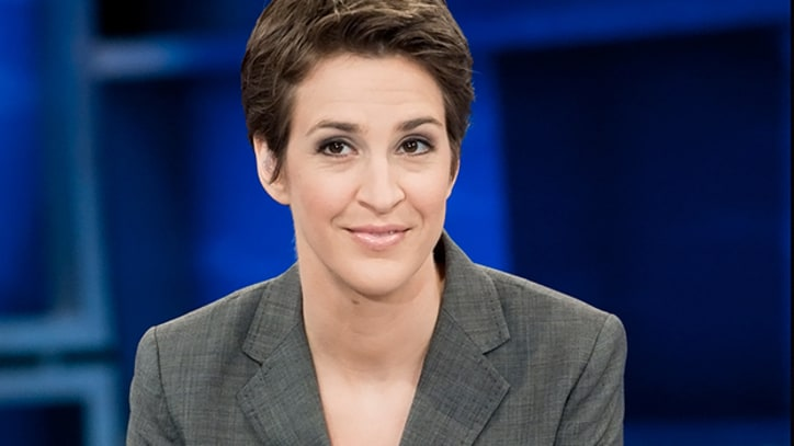 Rachel Maddow's Quiet War