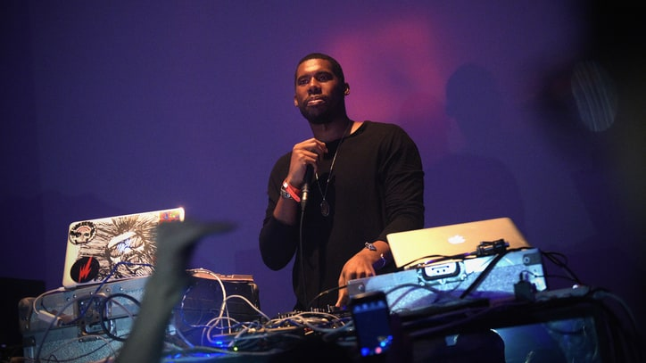 Flying Lotus Reveals Kendrick Lamar's 'Eyes Above' Remix During DJ Gig