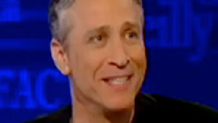 Video: Jon Stewart and Bill O'Reilly Go Head-to-Head Over Common
