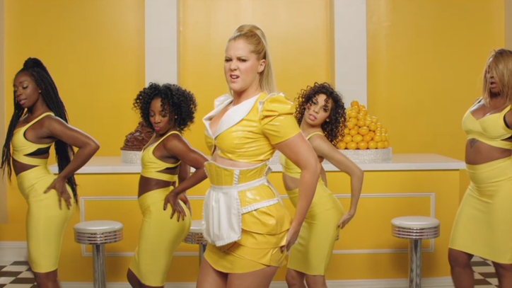 Watch 'Inside Amy Schumer' Tease New Season With Booty Video Parody