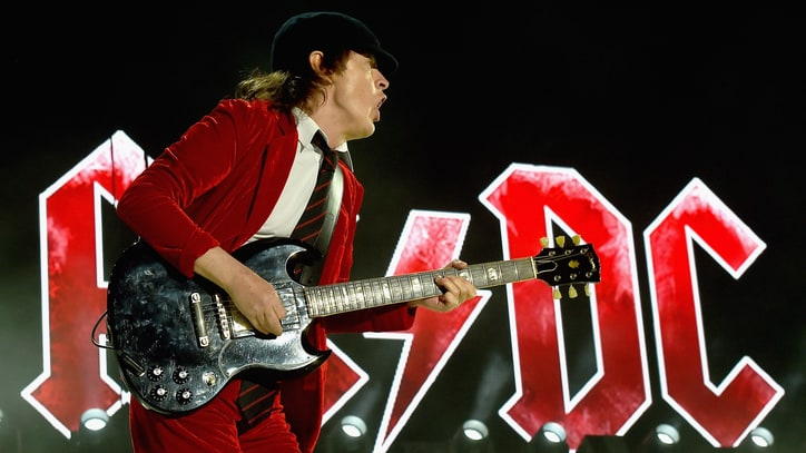 AC/DC Shake Coachella With First Show in Six Years