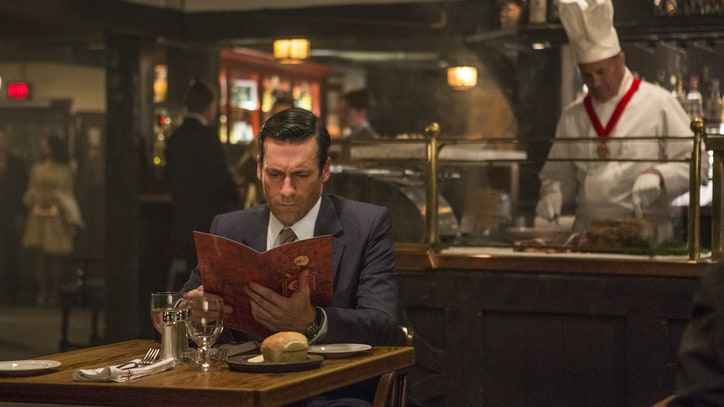 'Mad Men' Recap: Business as Usual
