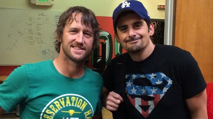 Hear Foo Fighters Guitarist Chris Shiflett's Candid Interview With Brad Paisley