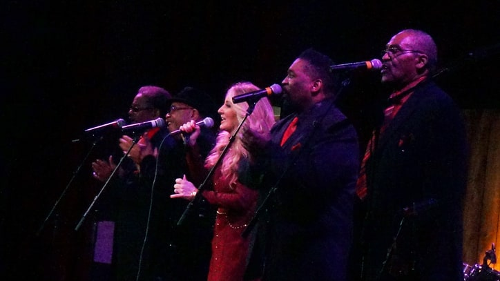 Watch Lee Ann Womack's Celestial Performance With the Fairfield Four