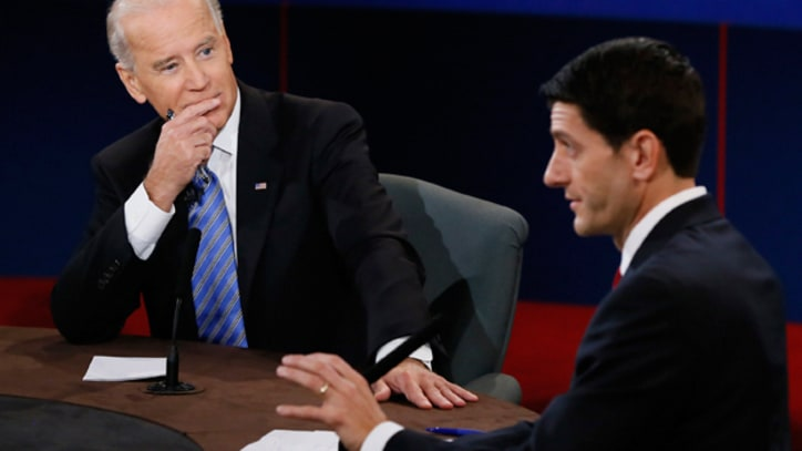 Joe Biden Vs. Paul Ryan: The 15 Best Tweets About the Vice Presidential Debate