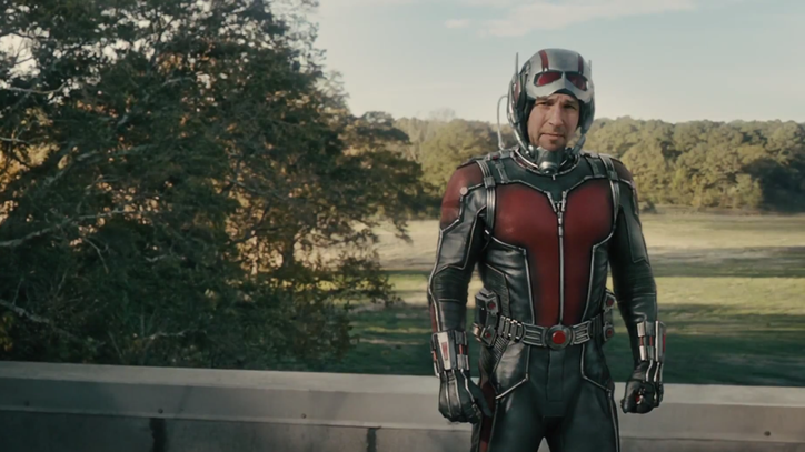 Watch Paul Rudd Take a Punch in First 'Ant-Man' Trailer