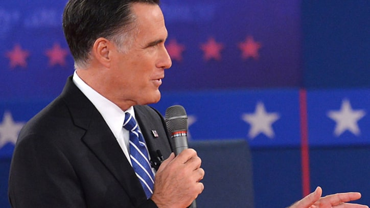 Mitt Romney's Five Nuttiest Moments From the Second Presidential Debate