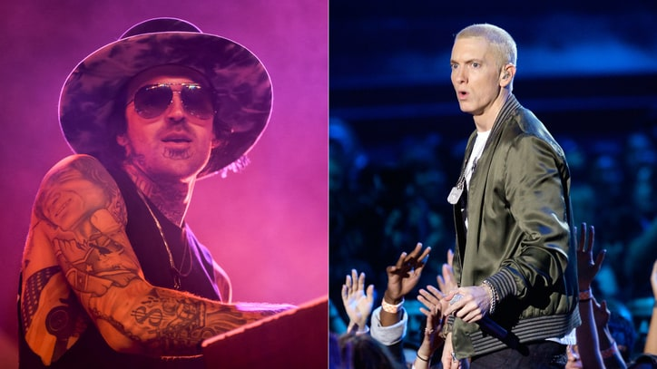 Eminem Joins 'Best Friend' Yelawolf on Rootsy New Song
