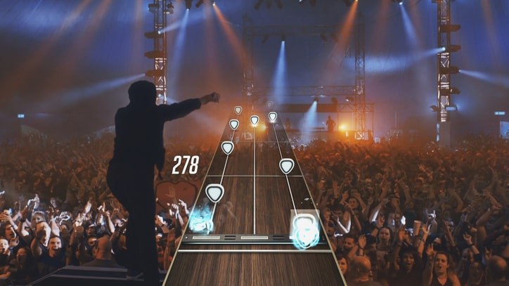 'Guitar Hero' Returns With First New Game in Five Years