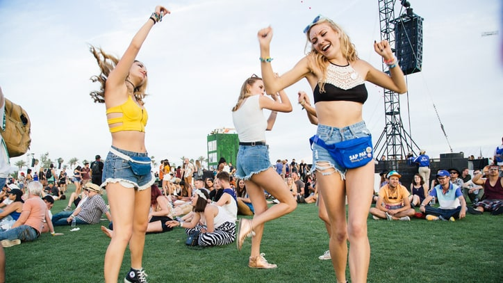 Fashion Weekend: See What Fans Wore to Coachella 2015