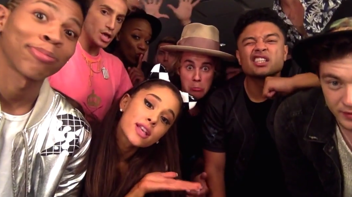 Watch Justin Bieber, Ariana Grande Lip Dub Carly Rae Jepsen's 'I Really Like You'