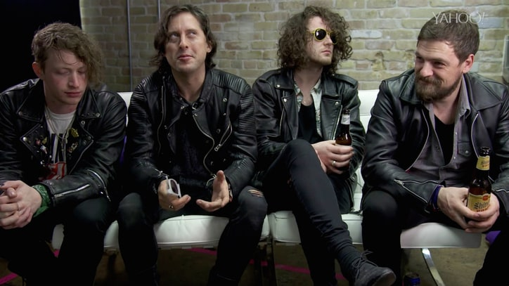 Carl Barat Looks Back at The Libertines, Looks Ahead With The Jackals
