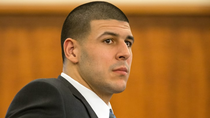 Aaron Hernandez Found Guilty of Murder, Sentenced to Life in Prison
