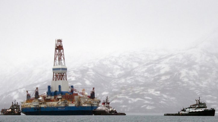 Shell's Arctic Drilling Experiment Has Been an Epic Failure