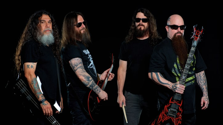 Slayer's Kerry King Details 'Spooky, Heavy' New Album 'Repentless'