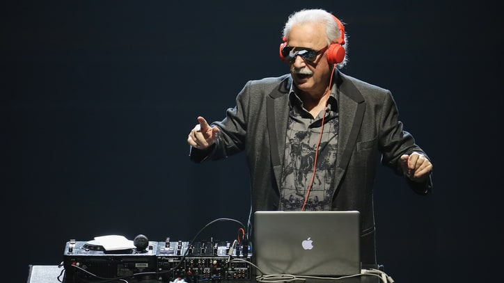 Hear Giorgio Moroder and Sia's Bubbly Dance-Pop Track 'Deja Vu'