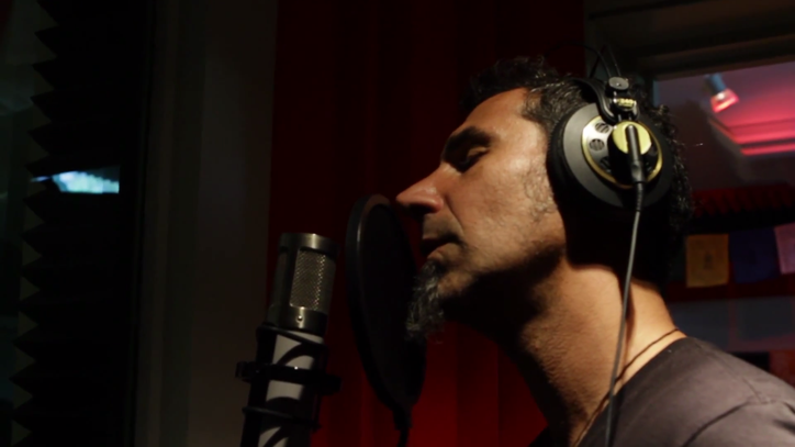 Serj Tankian Raises Genocide Awareness in Somber '100 Years' Video