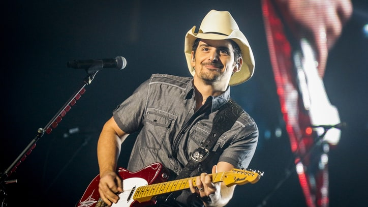 Brad Paisley Does Comedy, Talks Louis C.K. and 'Inbred Hillbillies'