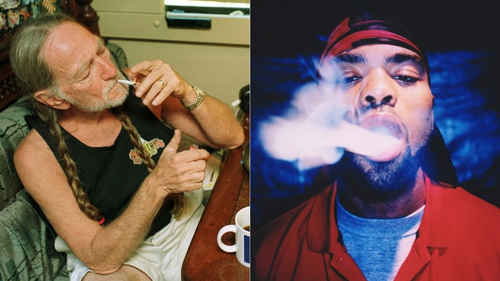 Hear Willie Nelson and Method Man's Weed-Themed 4/20 Playlists