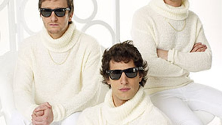 On the Charts: Lonely Island's Schtick Lands Them at Number Three