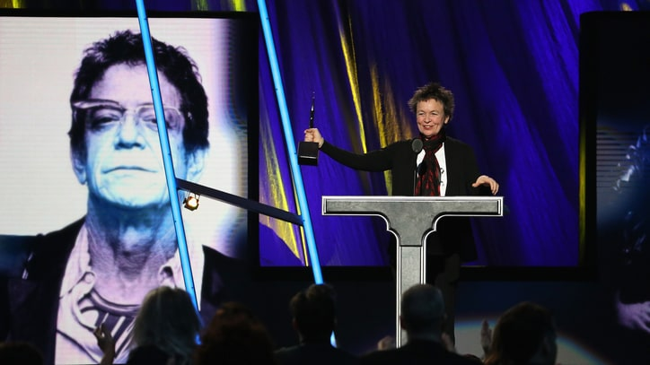 Read Laurie Anderson's Moving Rock Hall Speech for Lou Reed