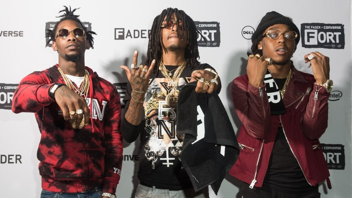 Migos Members Arrested on Guns, Drugs Charges After Police End Concert