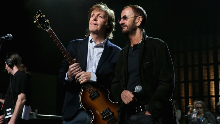 Paul McCartney on Ringo's Rock Hall Induction, Working with Kanye West