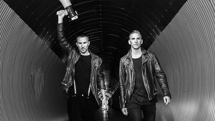 Hear Galantis' Explosive, Feel-Good 'Peanut Butter Jelly'